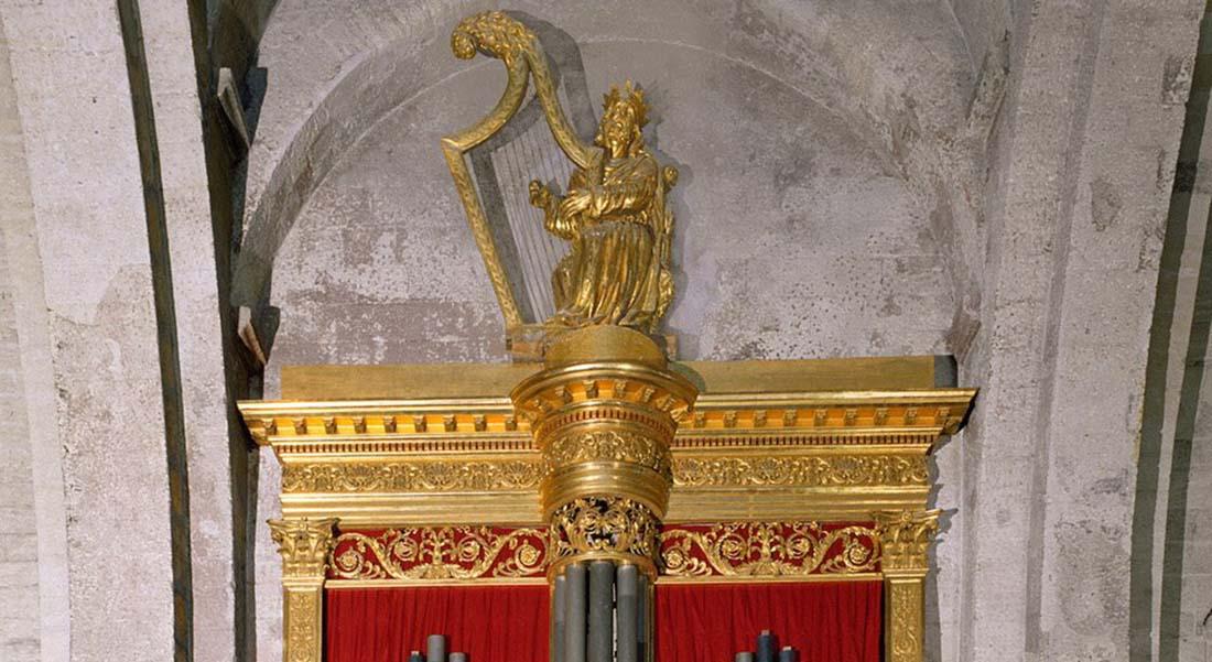Cycle de musiques sacrées du Festival d'Avignon avec l'organiste Luc Antonini - Critique sortie Avignon / 2019 Avignon Festival d'Avignon. Cathédrale Notre-Dame des Doms