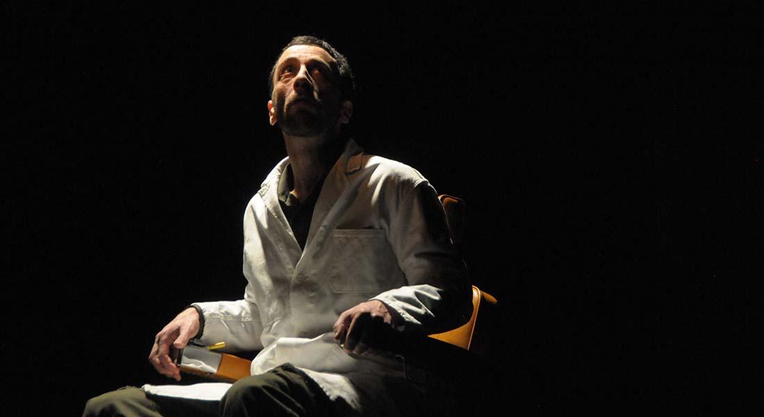 Le Nazi et le Barbier d'Edgar Hilsenrath, mis en scène par Tatiana Werner - Critique sortie Avignon / 2019 Avignon Avignon Off. Théâtre des Lila's