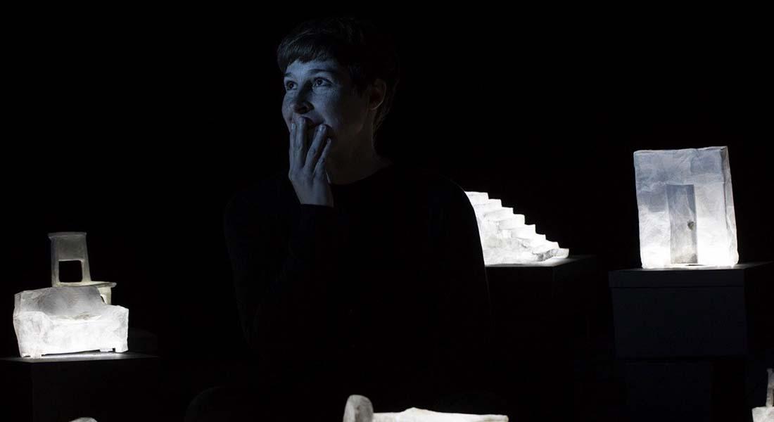 Noir et humide de Jon Fosse, mis en scène par Frédéric Garbe - Critique sortie Avignon / 2019 Avignon Avignon off. Théâtre Transversal