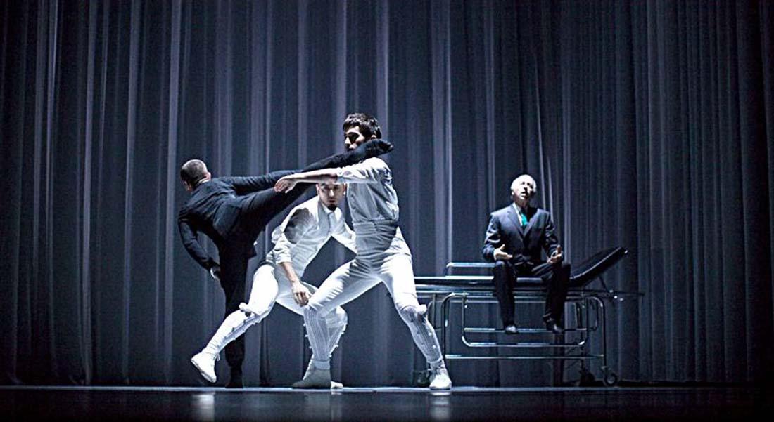 OSKARA de Marcos Mauro avec la compagnie Kukai Dantza - Critique sortie Avignon / 2019 Vedène Festival d'Avignon