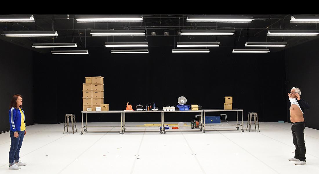 Reconstitution de Pascal Rambert et le Panta Théâtre - Critique sortie Avignon / 2019 Avignon Avignon Off. La Manufacture - La Patinoire