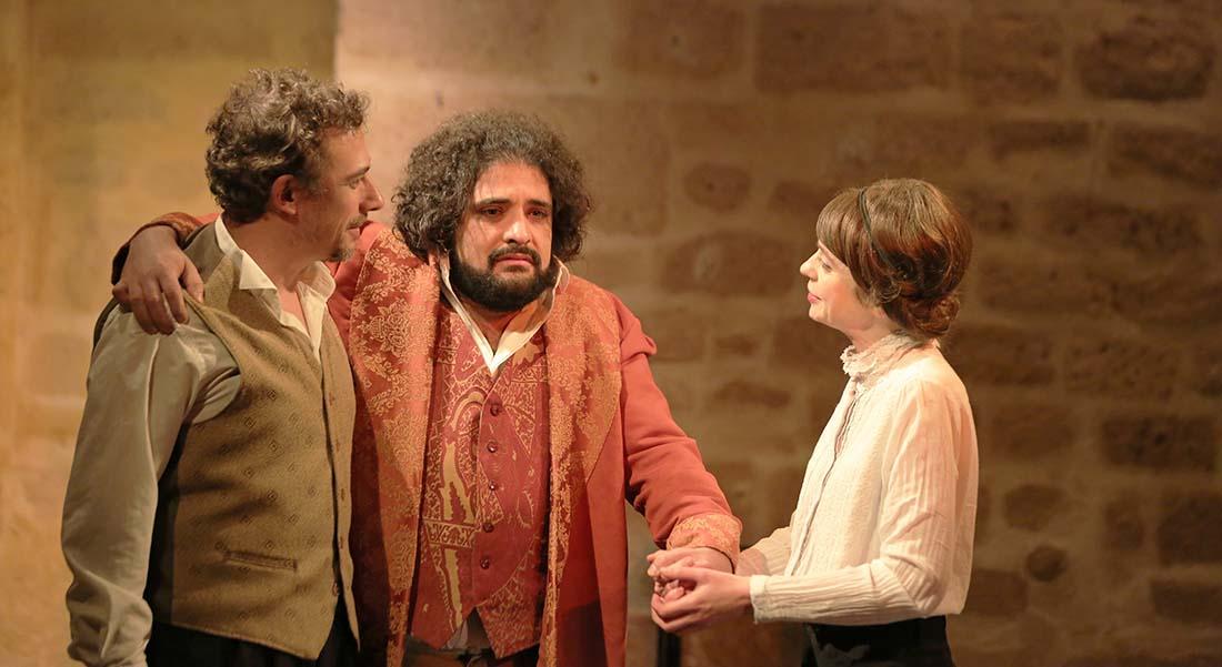 1830 Sand, Hugo, Balzac tout commence… de Manon Montel - Critique sortie Avignon / 2019 Avignon Avignon Off. Théâtre du Petit Louvre. Salle Van Gogh