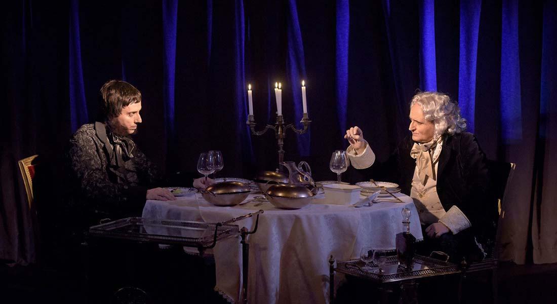 Le Souper De Jean-Claude Brisville, de Daniel et William Mesguich - Critique sortie Avignon / 2019 Avignon Avignon Off. Théâtre des Gémeaux