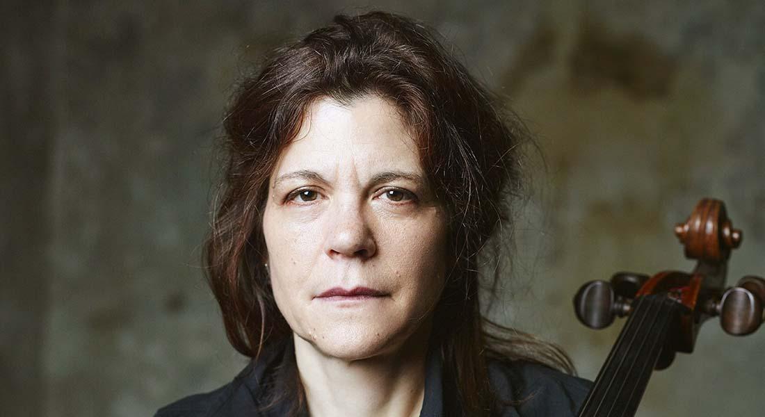 La Nuit des Odyssées de Sonia Wieder-Atherton, violoncelliste et sourcière - Critique sortie Avignon / 2019 Villeneuve-lès-Avignon Festival d'Avignon. La Chartreuse