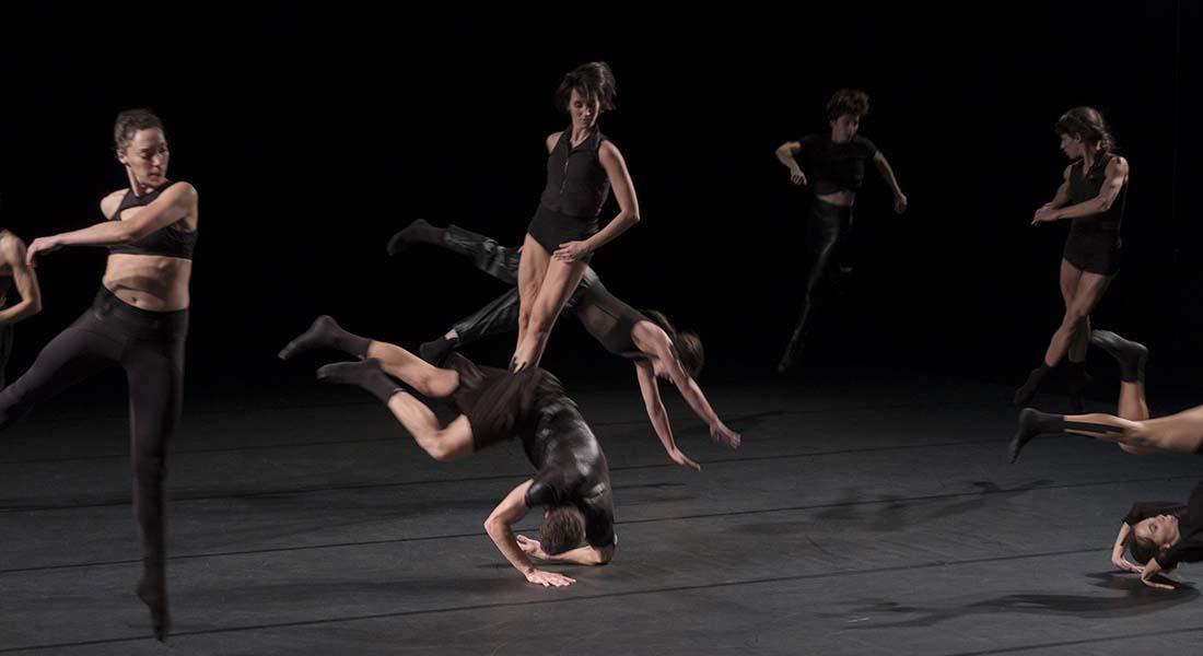 3D Danse Dehors Dedans à Tremblay - Critique sortie Danse Tremblay-en-France Théâtre Louis Aragon