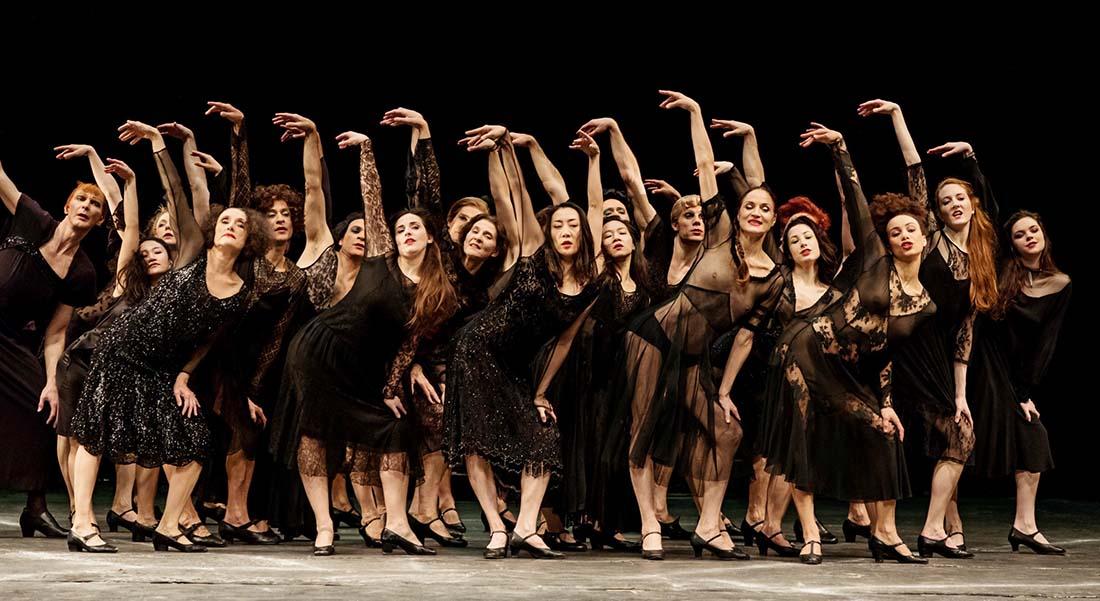 Les sept péchés capitaux, chorégraphie de Pina Bausch - Critique sortie Danse Paris Théâtre du Châtelet