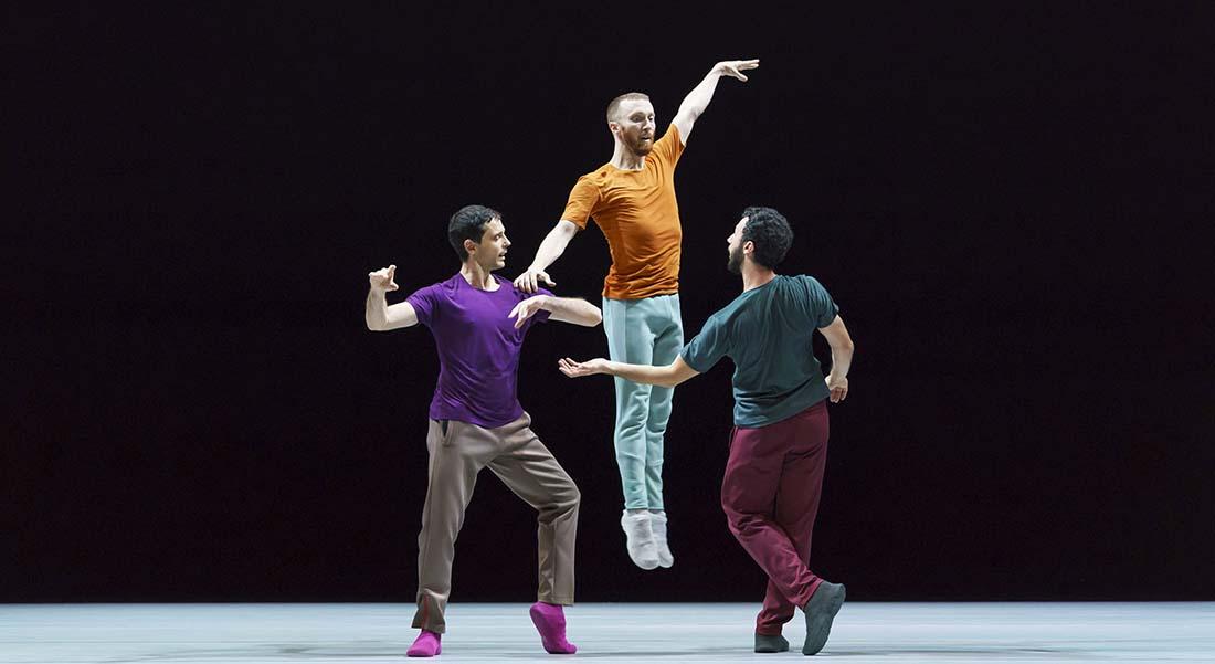 A Quiet evening of Dance, Chorégraphie de William Forsythe - Critique sortie Danse Paris Théâtre du Châtelet