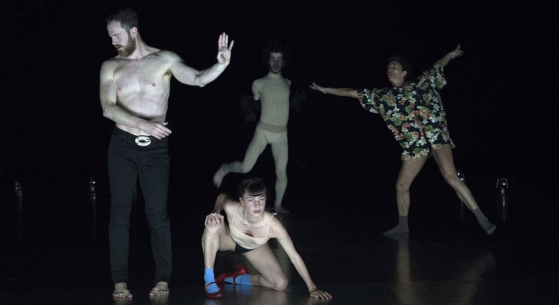infini de Boris Charmatz - Critique sortie Danse Paris Théâtre de la Ville - Espace Cardin