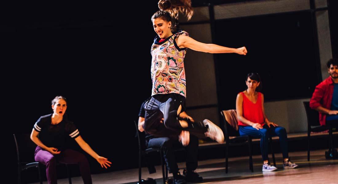 El Baile de Mathilde Monnier et Alain Pauls - Critique sortie Danse Paris Théâtre du Rond-Point