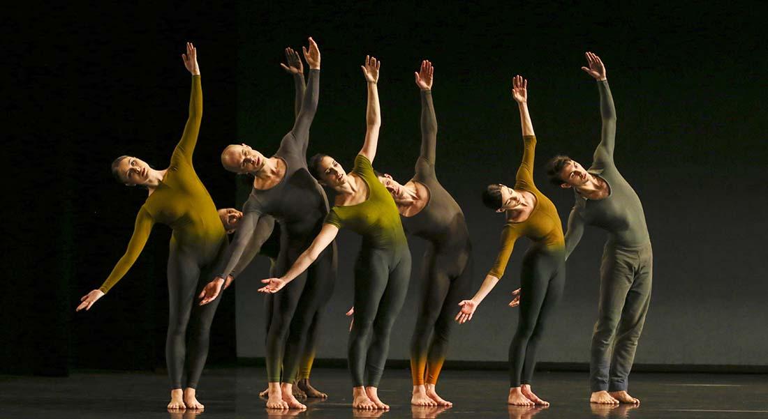 Summerspace / Exchange/Scenario, Chorégraphie de Merce Cunningham - Critique sortie Danse Paris Théâtre du Châtelet