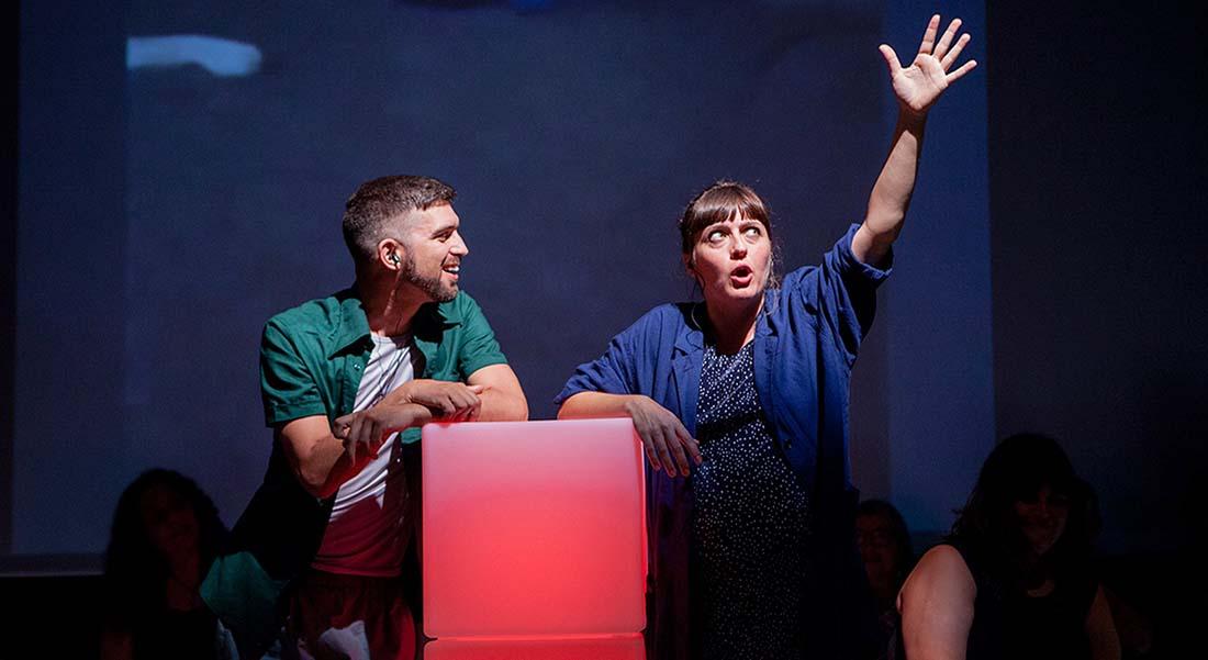 Gentry, une création du collectif Mos Maiorum - Critique sortie Théâtre Bordeaux Glob Théâtre