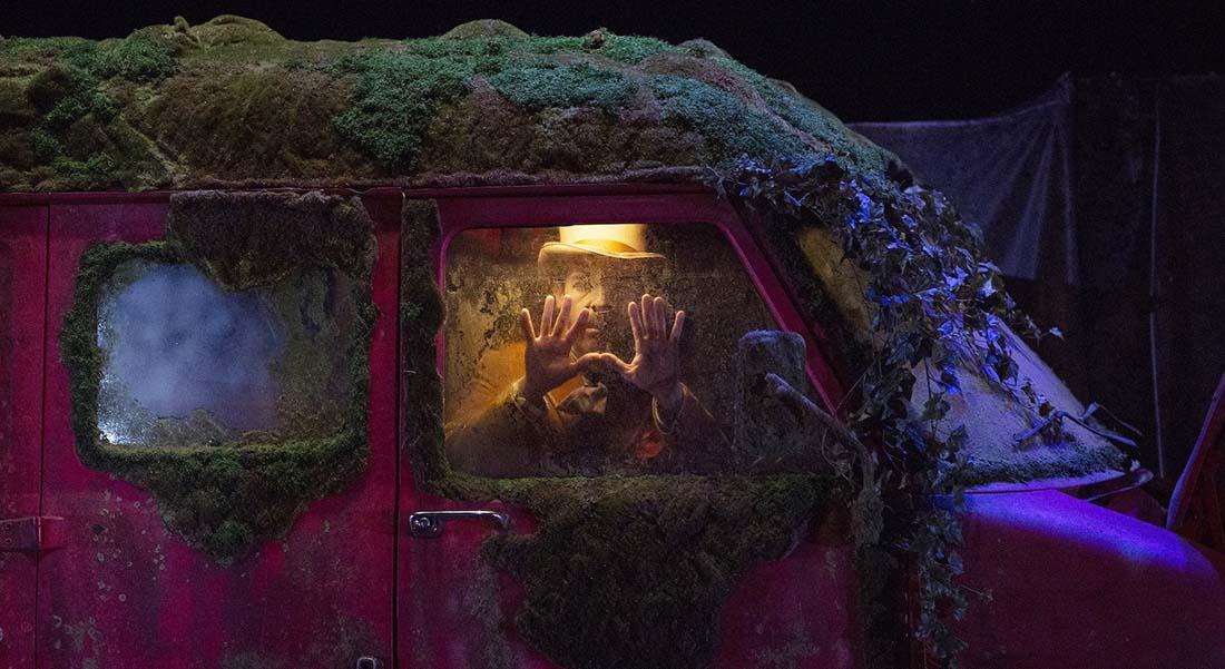 Je suis invisible ! D'après William Shakespeare, mis en scène par Dan Jemmett - Critique sortie Théâtre Nîmes Théâtre de Nîmes. Théâtre Bernadette Lafont