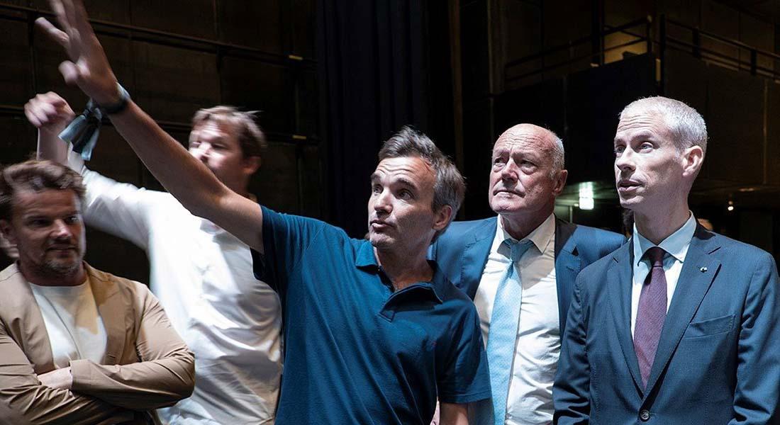 Rencontre avec Joël Brouch : mieux produire, mieux fabriquer, mieux diffuser - Critique sortie Théâtre Bordeaux dans une trentaine de lieux.