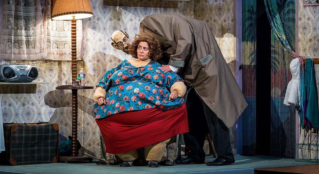 La Vie devant soi d'après Romain Gary (Emile Ajar), mis en scène par Simon Delattre - Critique sortie Théâtre Sartrouville Théâtre de Sartrouville et des Yvelines - Centre Dramatique National.