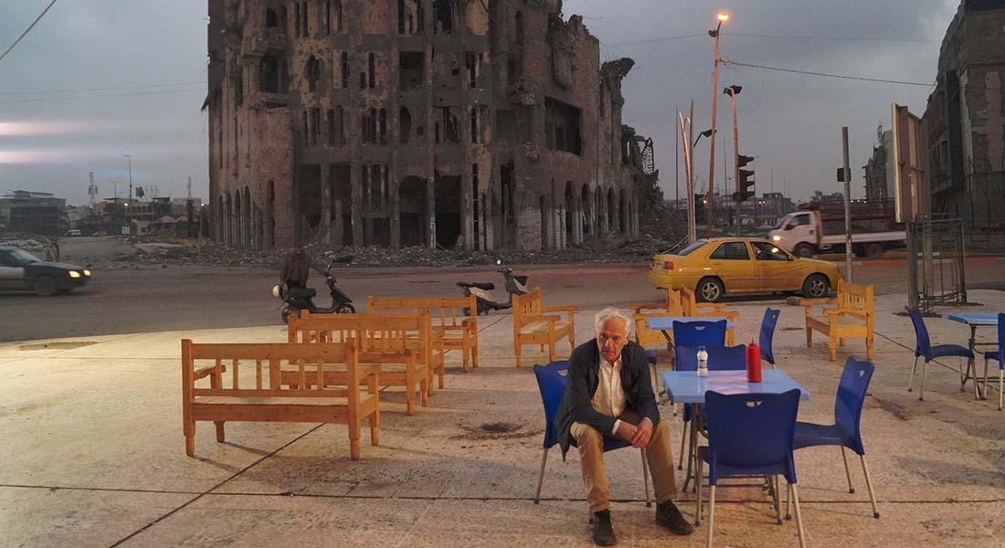 Oreste à Mossoul d'après Eschyle, mis en scène par Milo Rau - Critique sortie Théâtre Nanterre Nanterre-Amandiers - Centre dramatique national