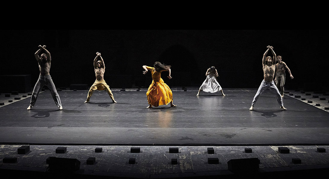 Outwitting the devil du Chorégraphe Akram Khan - Critique sortie Danse Paris Le 13e Art