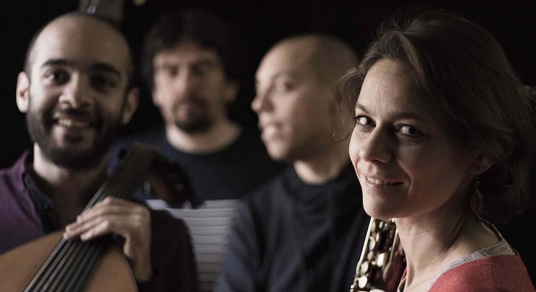 Sophie Alour signe un nouveau projet, « Joy », et entame une résidence au Théâtre de Saint-Quentin-en-Yvelines - Critique sortie Jazz / Musiques