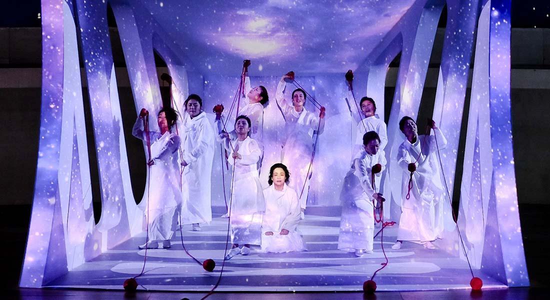 Les Troyennes d'après Euripide, mis en scène d'Ong Keng Sen - Critique sortie Théâtre Paris Théâtre du Châtelet