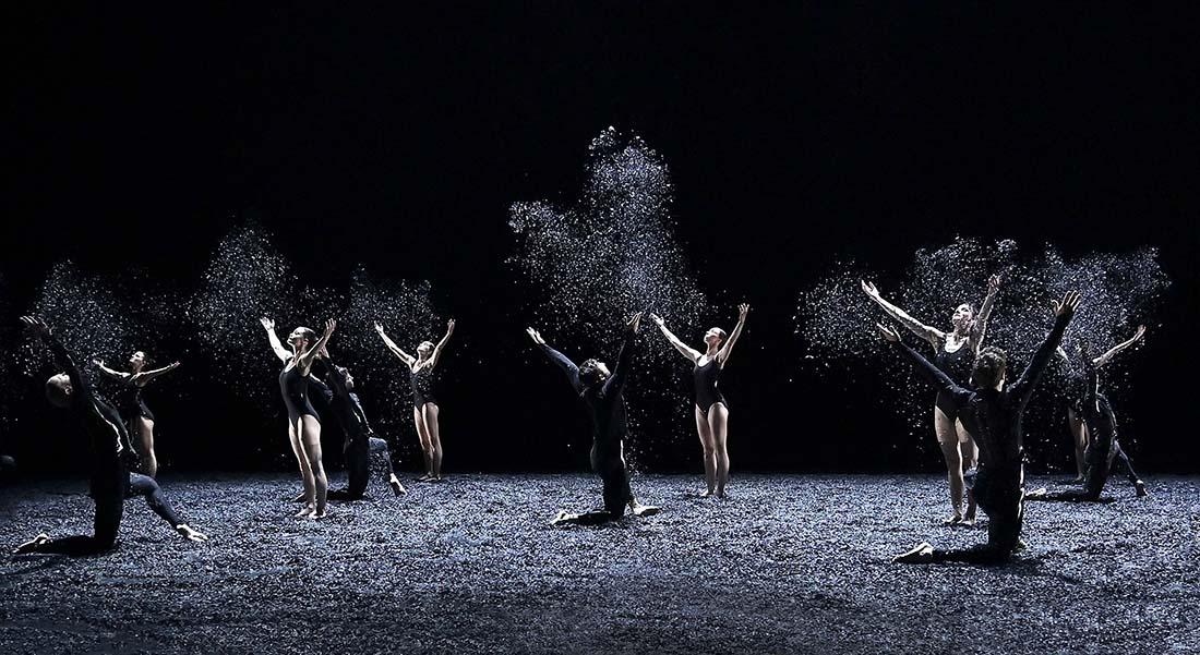 Winterreise, Chorégraphie d' Angelin Preljocaj - Critique sortie Danse Aix-en-Provence Grand Théâtre de Provence