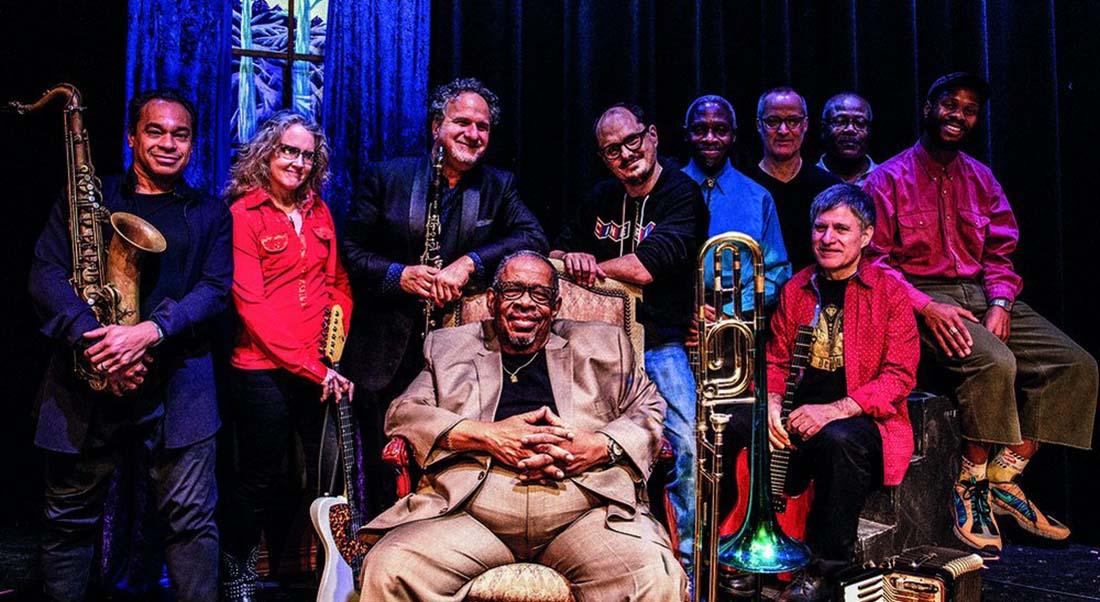 Abraham Inc. avec David Krakauer, So Called et Fred Wesley - Critique sortie Jazz / Musiques Montigny-le-Bretonneux Théâtre de Saint-Quentin-en-Yvelines