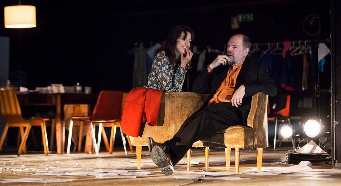 The way she dies de Tiago Rodrigues d'après Tolstoï , mise en scène du tg STAN et de Tiago Rodrigues - Critique sortie Théâtre Paris Théâtre de la Bastille