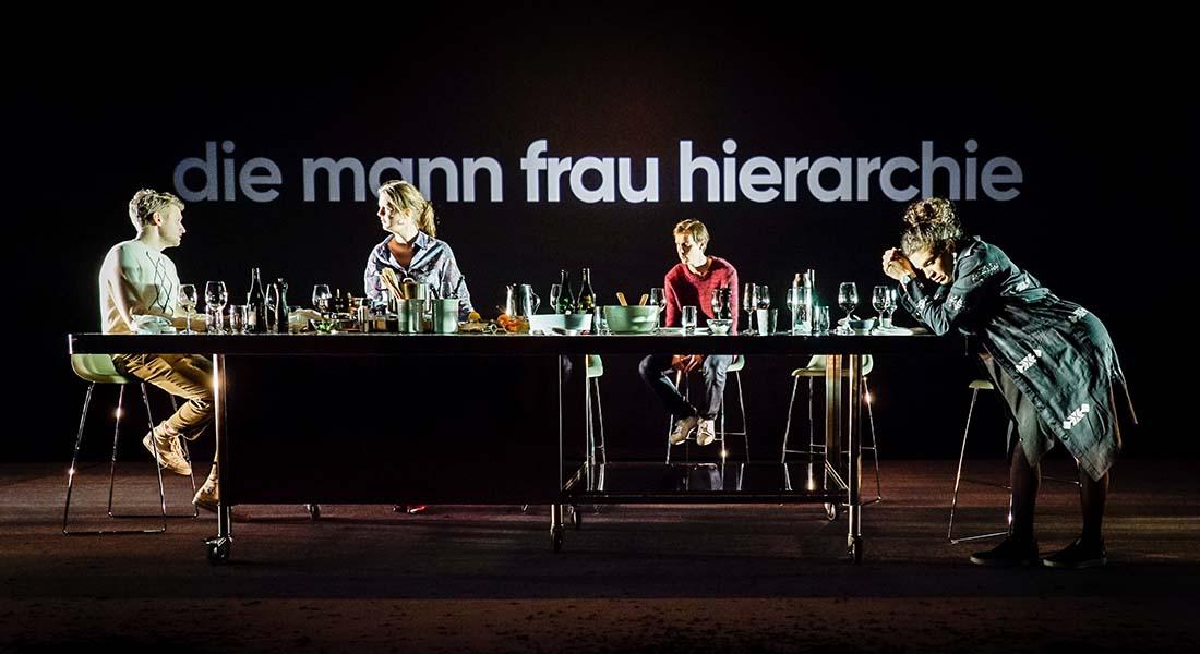 Abgrund, l'abîme de Maja Zade, mis en scène par Thomas Ostermeier - Critique sortie Théâtre Sceaux Théâtre Les Gémeaux - Scène nationale de Sceaux