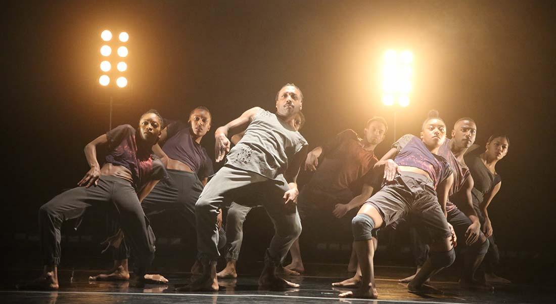 A.I.M de Kyle Abraham - Critique sortie Danse Vélizy-Villacoublay L'Onde - Théâtre Centre d'art