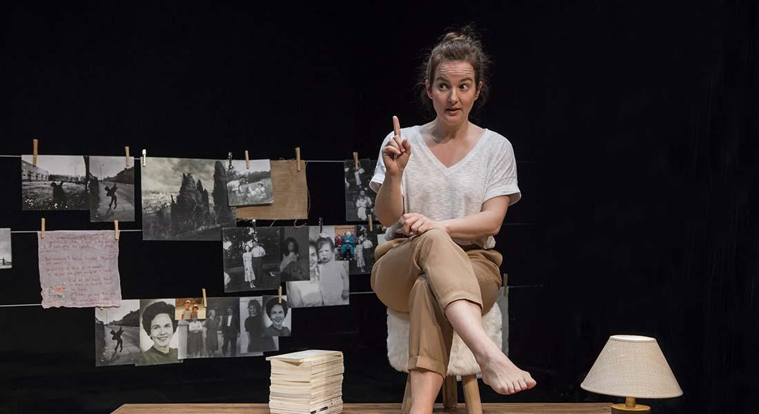 An Irish story de Kelly Rivière - Critique sortie Théâtre Paris Théâtre de Belleville