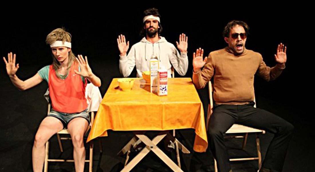 André de Clément Bresson, Sébastien Pouderoux et Marie Rémond qui assure la mise en scène - Critique sortie Théâtre Nice Théâtre National de Nice - CDN Nice Côte d'Azur