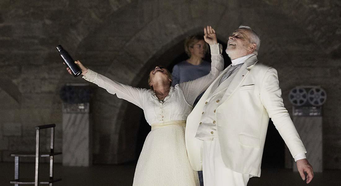 Architecture, écriture et mise en scène Pascal Rambert - Critique sortie Théâtre Rennes TNB - Théâtre national de Bretagne