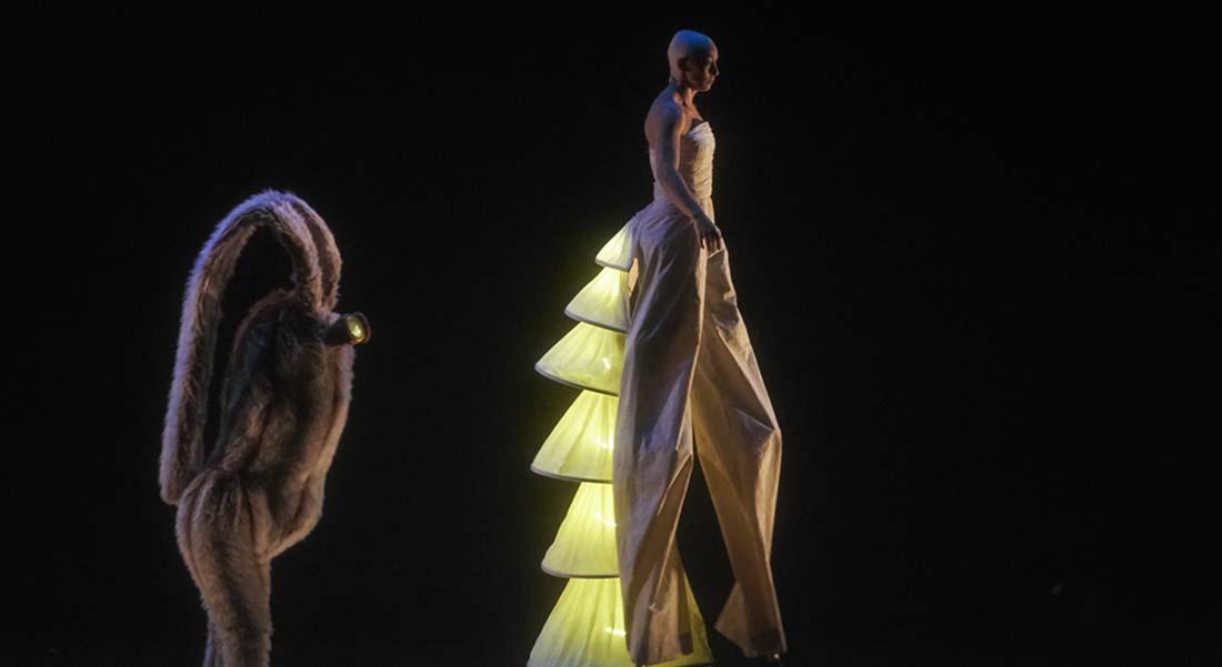 Le Ballet royal de la nuit par Sébastien Daucé et l'ensemble Correspondances - Critique sortie Classique / Opéra Caen THEATRE DE CAEN