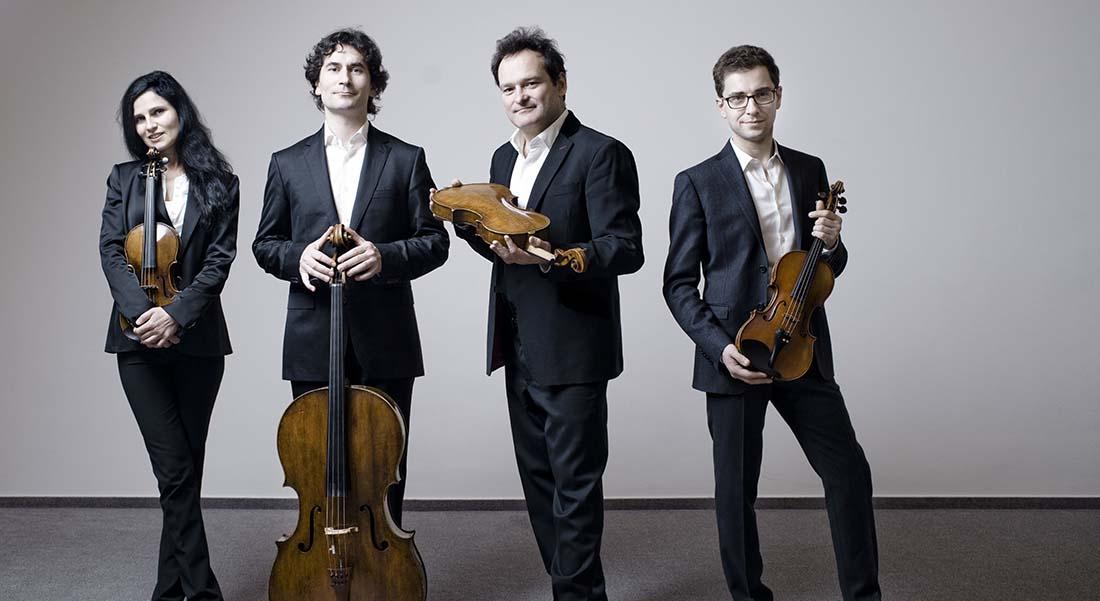 Le Quatuor Belcea joue Beethoven - Critique sortie Classique / Opéra Paris Théâtre des Champs-Élysées
