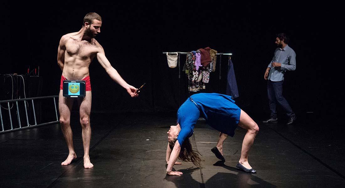 Circus Zone avec les compagnies transalpines MagdaClan Circo et la compagnie Zenhir - Critique sortie Cirque Auch CIRCa - Pôle National des Arts du Cirque Auch Gers Occitanie