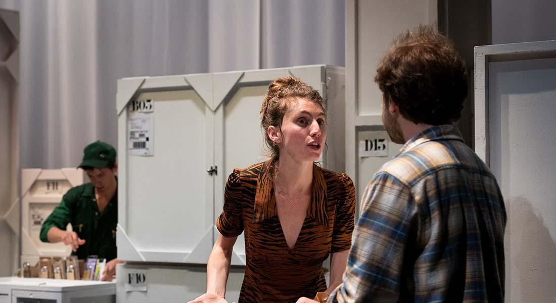 Des cadavres qui respirent de Laura Wade, mis en scène Chloé Dabert - Critique sortie Théâtre saint denis Théâtre Gérard Philippe