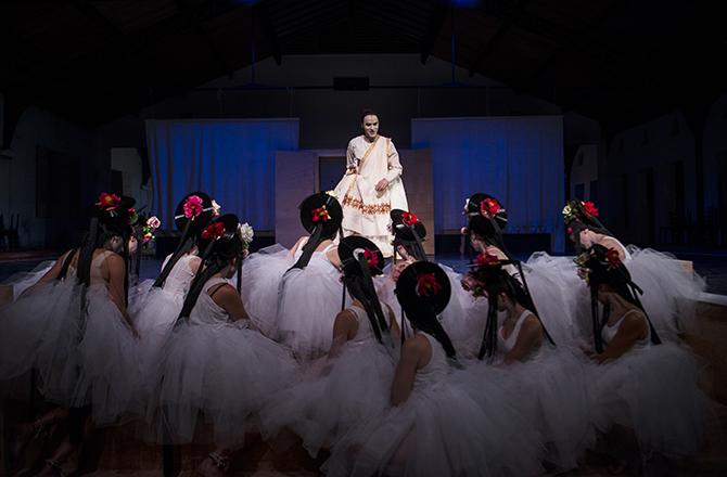 Electre des bas-fonds de Simon Abkarian - Critique sortie Théâtre Paris Théâtre du Soleil