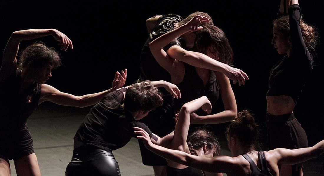 The Falling Stardust d'Amala Dianor - Critique sortie Danse Vélizy-Villacoublay L'Onde - Théâtre Centre d'art