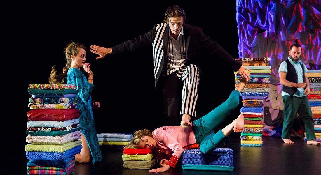 Frusques de Catherine Dreyfus - Critique sortie Danse Vélizy-Villacoublay L'Onde - Théâtre Centre d'art