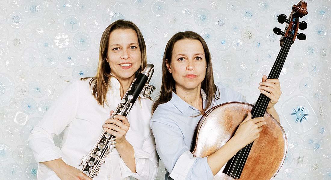 Las Hermanas Caronni et Aguamadera - Critique sortie Jazz / Musiques Paris PAN PIPER
