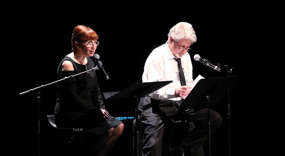 Il y aura la jeunesse d'aimer de Louis Aragon et Elsa Triolet, mis en scène par Didier Bezace - Critique sortie Théâtre Paris _Le Lucernaire