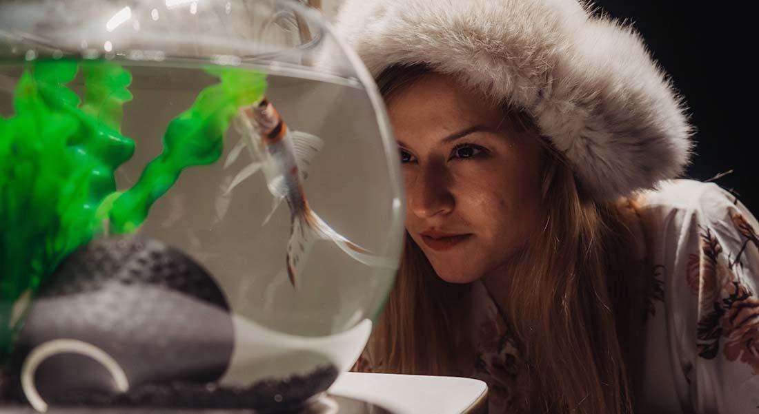 J'ai rêvé d'un cafard… de Sonia Belskaya - Critique sortie Théâtre Nice Théâtre National de Nice - CDN Nice Côte d'Azur
