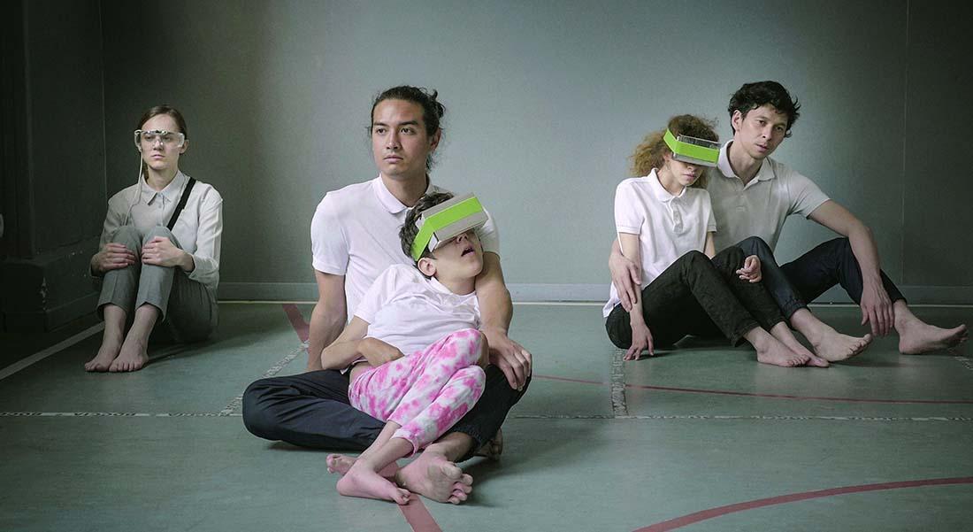 L'âge d'or du chorégraphe Eric Minh Cuong Castaing - Critique sortie Danse Paris Le Carreau du Temple