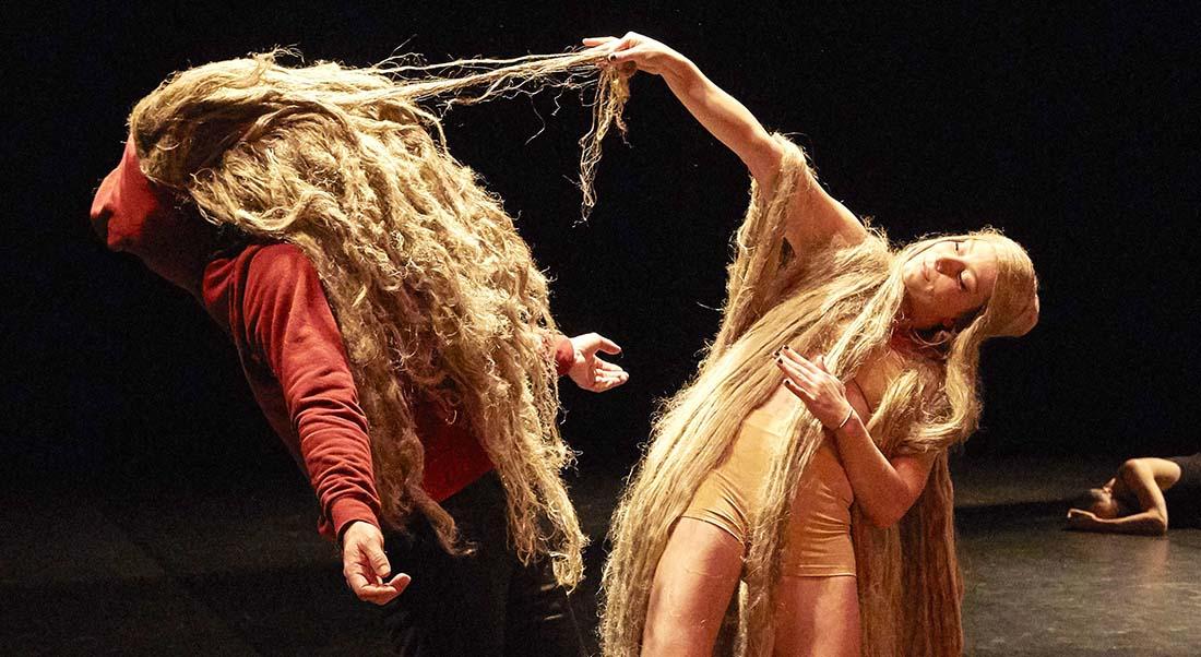 La Chose de Nathan Israël et Luna Rousseau, mis en scène de Luna Rousseau - Critique sortie Cirque Auch Salle Bernard Turin – CIRC