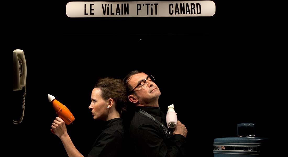 La Grande échelle - Critique sortie Théâtre Paris Le Monfort