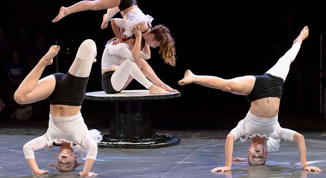 La transmission en piste - Critique sortie Cirque Auch CIRCa - Pôle National des Arts du Cirque Auch Gers Occitanie