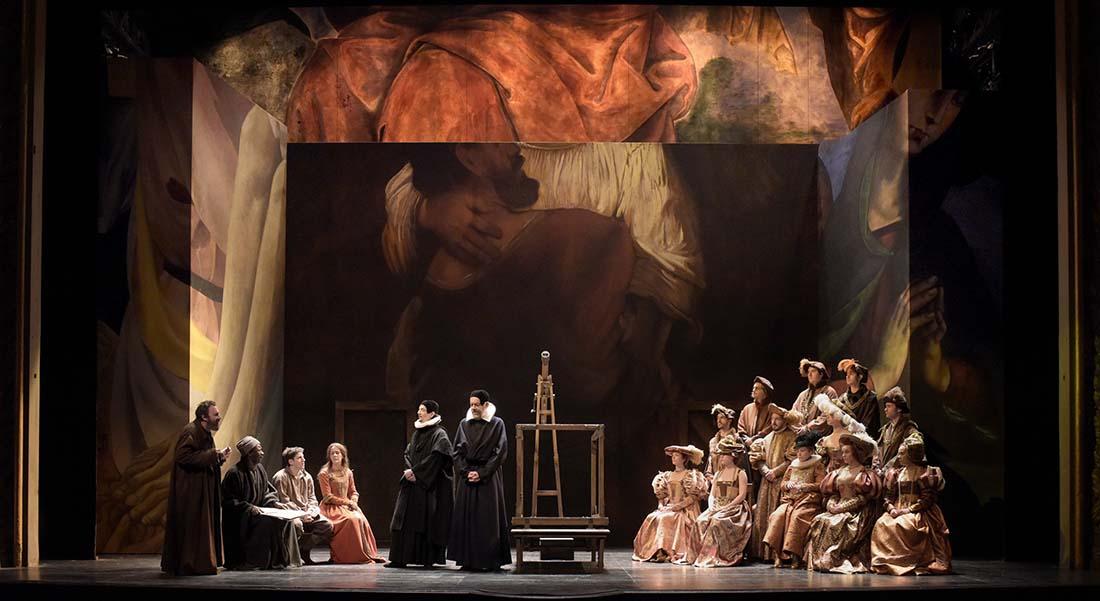 La Vie de Galilée de Bertolt Brecht, mise en scène d'Eric Ruf - Critique sortie Théâtre Paris Comédie-Française