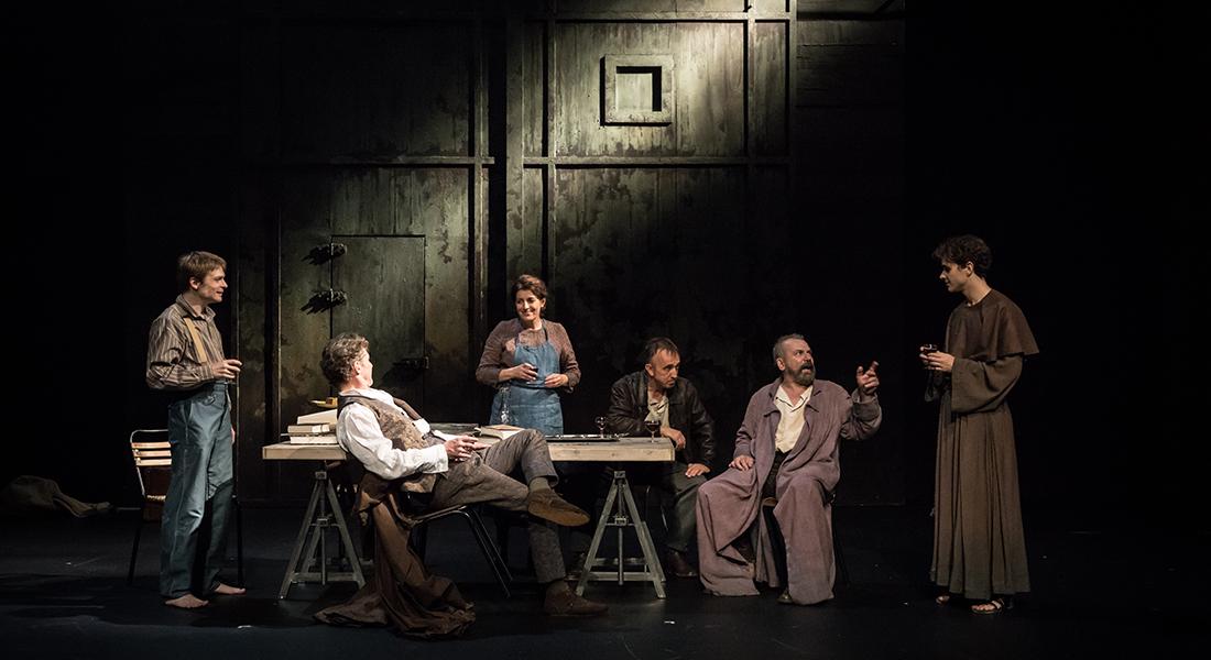 La Vie de Galilée de Bertolt Brecht, mis en scène de Claudia Stavisky avec Philippe Torreton - Critique sortie Théâtre Paris La Scala Paris
