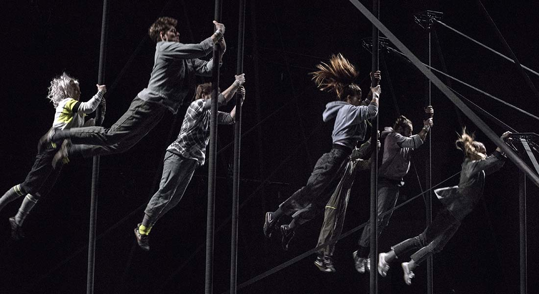 CIRCa 2019, le 32e festival du cirque actuel - Critique sortie  Auch Pôle National des Arts du Cirque Auch Gers Occitanie
