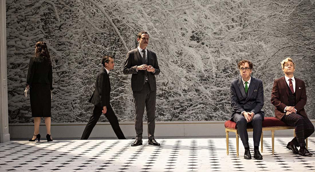 Le Misanthrope de Molière, mise en scène d'Alain Françon - Critique sortie Théâtre Paris Espace Cardin