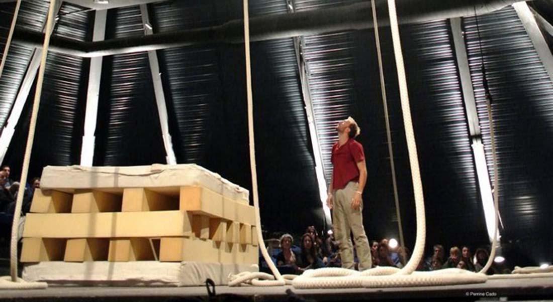 Le Vide/Essai de Cirque de Fragan Gehlker - Critique sortie Cirque saint denis Académie Fratellini