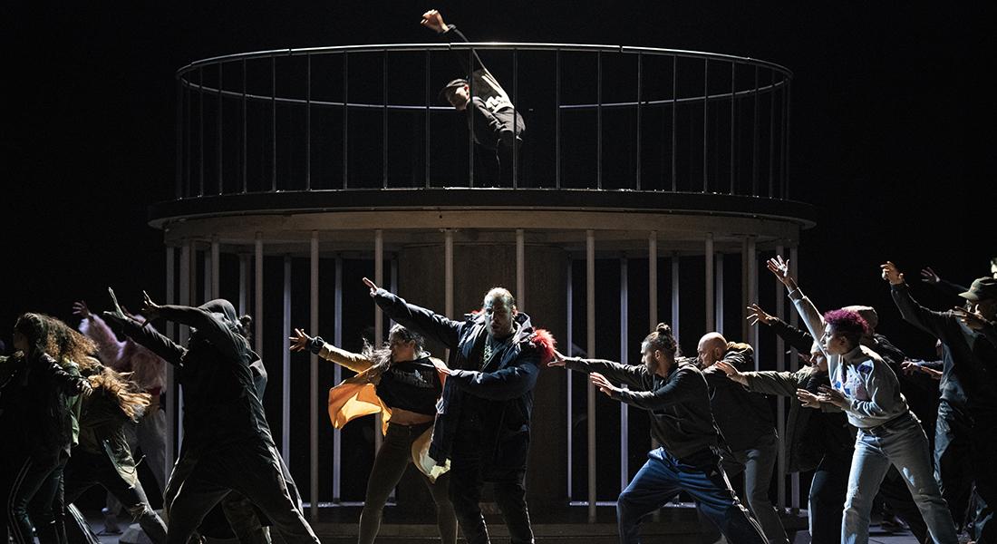 Les Indes galantes de Jean-Philippe Rameau, mis en scène par Clément Cogitore - Critique sortie Classique / Opéra Paris Opéra Bastille